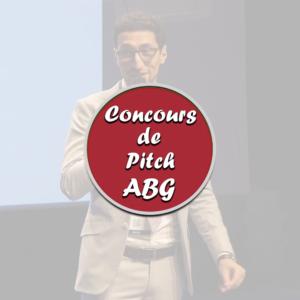 Concours de pitch professionnel
